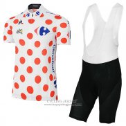 2017 Jersey Tour de France White And Red
