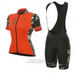 2017 Jersey Women ALE Prr Ventura Orange
