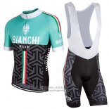 2017 Jersey Women Bianchi Black And Green