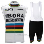 2017 Wind Vest Bora White And Black