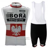 2017 Wind Vest Bora White And Red