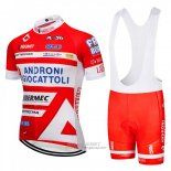 2018 Jersey Androni Giocattoli Orange and White