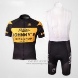 2010 Jersey Johnnys Yellow And Black
