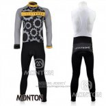 2010 Jersey Livestrong Long Sleeve Gray