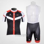 2012 Jersey Nalini Black And Red