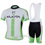 2013 Jersey Kuota White And Green