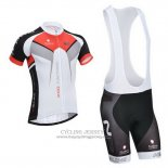 2014 Jersey Nalini Red And White