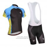 2014 Jersey Pearl Izumi Black And Blue
