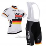 2015 Jersey Lotto Soudal Champion Germania