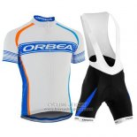 2015 Jersey Orbea Sky Blue And White