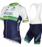 2015 Jersey Orica GreenEDGE White And Blue