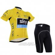 2015 Jersey Sky Lider Yellow
