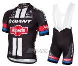 2016 Jersey Giant Alpecin Black And Red