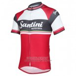 2016 Jersey Santini Red And White