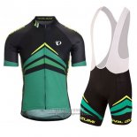 2017 Jersey Pearl Izumi Black And Green