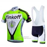 2017 Jersey Tinkoff Green
