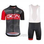 2018 Jersey GCN Black and Red