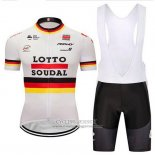 2018 Jersey Lotto Soudal Champion Germany
