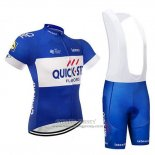 2018 Jersey Quick Step Floors Blue and White
