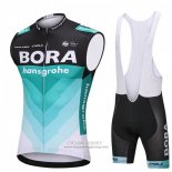 2018 Wind Vest Bora Black and Green