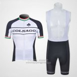 2011 Jersey Colnago Black And White