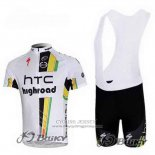 2011 Jersey HTC Highroad White