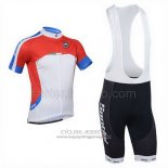 2013 Jersey Santini Red And White