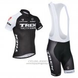 2014 Jersey Trek Factory Racing Black And White