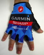 2015 Garmin Gloves Corti Black And Blue