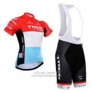2015 Jersey Trek Factory Racing Factory Racing White Red