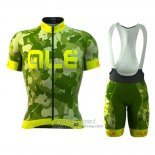 2016 Jersey ALE Green And Yellow