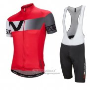 2016 Jersey Nalini Gray And Red