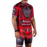 2016 Jersey Rock Racing Red And Marron