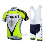 2017 Jersey Tinkoff Bright Green