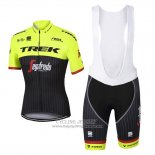 2017 Jersey Trek Segafredo Green And Black