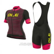 2017 Jersey Women ALE R-EV1 Marina Red And Black