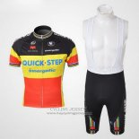 2010 Jersey Quick Step Champion Belgio