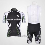 2012 Jersey Cannondale Black And White