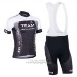 2013 Jersey Nalini Black And Gray