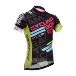 2014 Jersey Fox CyclingBox Black