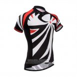 2014 Jersey Fox CyclingBox Black And White