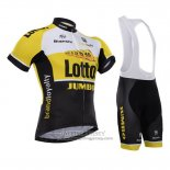 2015 Jersey Lotto NL Jumbo Yellow