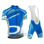 2015 Jersey Orbea Sky Blue And Black