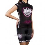 2016 Jersey Women Rock Racing Marron
