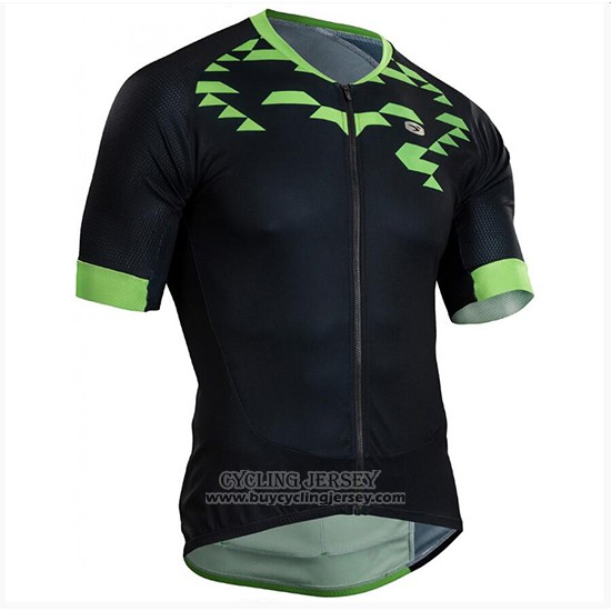 2018 Jersey Sugoi RS Training Black and Green