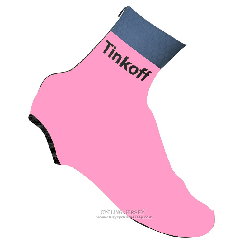 2016 Saxo Bank Tinkoff Shoes Cover Pink