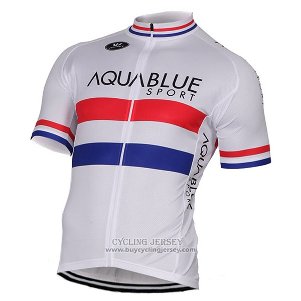 2017 Jersey Aqua Bluee Sport Champion British White