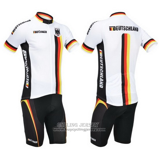 2013 Jersey Germany White And Black
