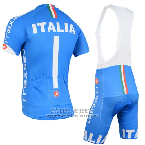 2015 Jersey Italy White And Sky Blue