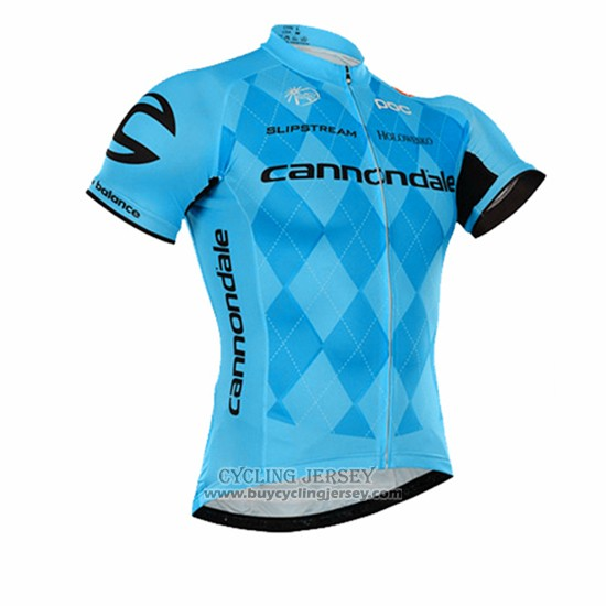 2016 Jersey Cannondale Black And Blue